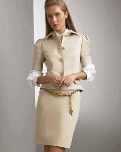 Описание: женские нарядные костюмы - Мода и.