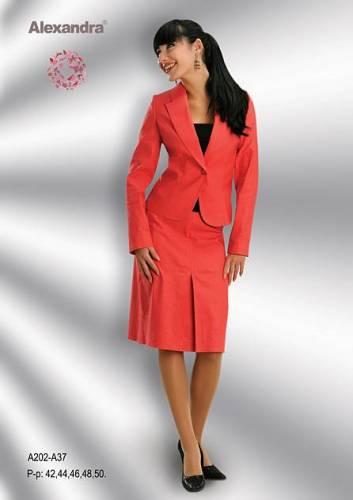 Деловые костюмы для офиса женские